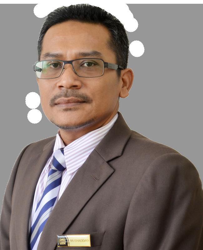 DR. MUSHADDAD HASBULLAH