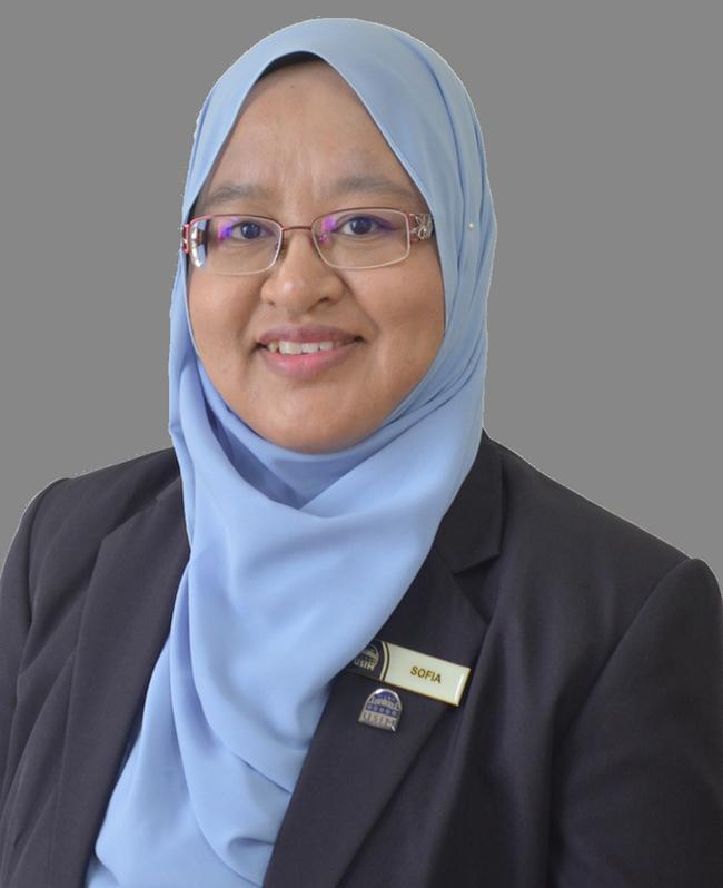 DR. SOFIA HAYATI BINTI YUSOFF